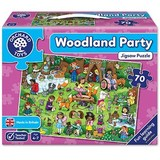 Small or woodland party