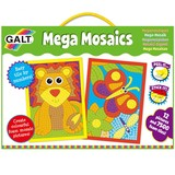 Small galt toys craft kit mega mosaics early first stickers by number fun junction toys shop perth crieff perthshire scotland