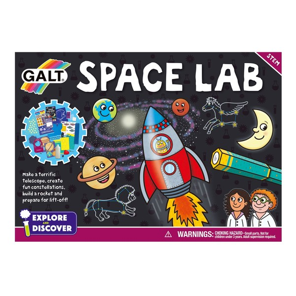 Large galt space lab