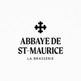 Small abbaye de st maurice logo