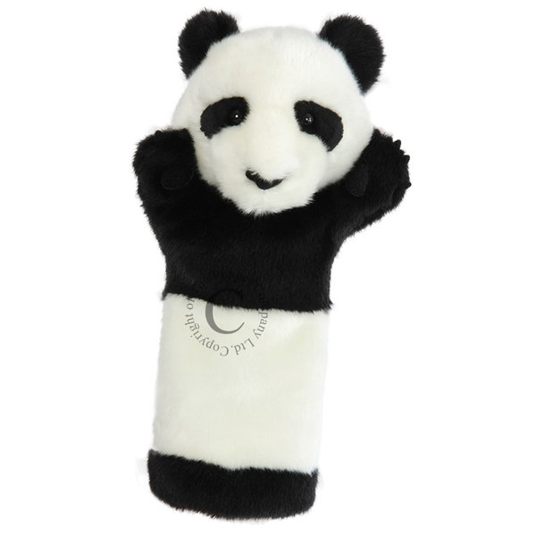 Large fun junction toy shop crieff perth perthshire scotland puppet company co long sleeved panda puppet