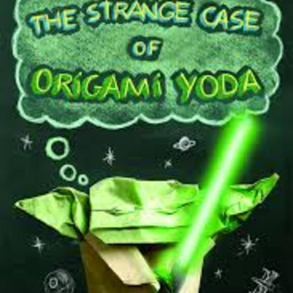 Large strange case of origami yoda