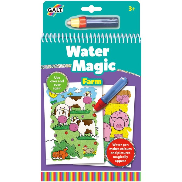 Large galt toys fun junction toys shop perth crieff perthshire scotland water magic water colouring aqua doodle farm early years preschool activity pen