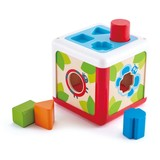 Small shape sorting box