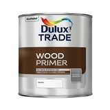 Small b001168 dulux trade wood primer white 25 litre