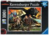 Small ravensburger fun junction toy shop perth crieff perthshire scotland puzzle how to train your dragon 100xxl