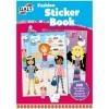 Small fashion sticker book