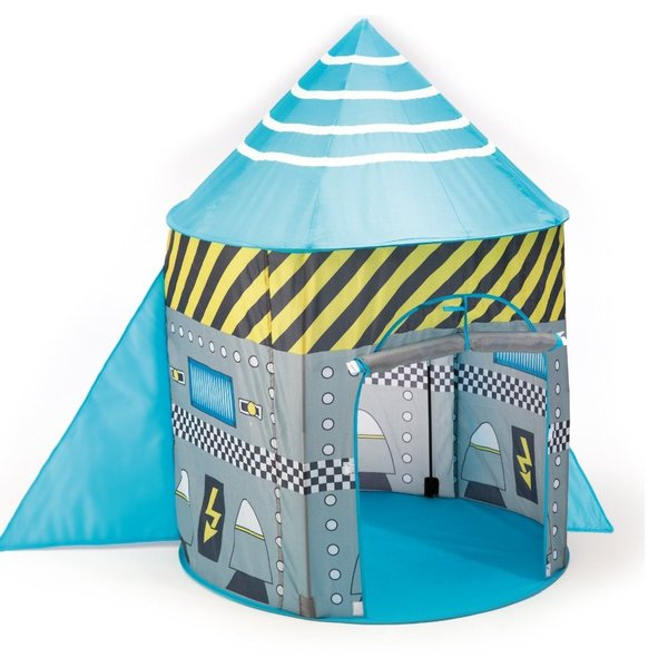 Large pop it up rocket tent space teepee style