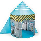 Small pop it up rocket tent space teepee style
