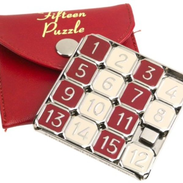Large fifteen puzzle
