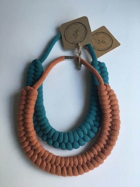 Large tdb necklaces