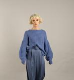 Small  nywkn102 adele knit model