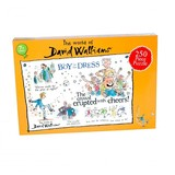 Small educa university games fun junction toy shop perth crieff perthshire scotland david walliams 250pc puzzle the boy in the dress sir quentin blake