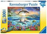 Small ravensburger fun junction toy shop perth crieff perthshire scotland jigsaw puzzle dolphin paradise xxl 300pc