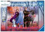 Small ravensburger fun junction toy shop perth crieff perthshire scotland jigsaw puzzle disney frozen 2 magic of the forest 100 xxl piece pieces