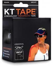 Large kt tape black