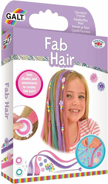 Large glt fab hair