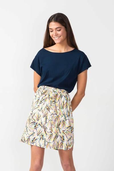 Large skirt viscose aldapa skfk wsk00353 14 ofb