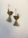 Small lf   earrings