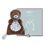 Small kaloo fun junction toy shop perth crieff perthshire scotland  peluche doudou ourson gaston 20 cm 7.9 inch inches blanket fidget 4895029627989