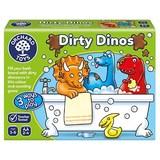 Small dirty dinos