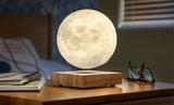 Small gingko design smart moon lamp13