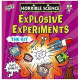 Small galt toys horrible science explosive experiments chemistry experiment kit baking soda vinegar fun junction toy shop crieff perth scotland