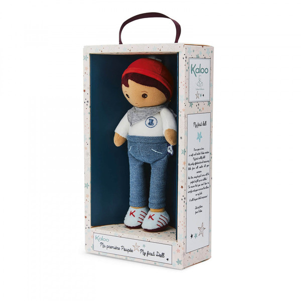 Large kaloo fun junction toy shop perth crieff perthshire scotland kaloo medium doll eliott 25cm 9.9 inch inches 4895029620980