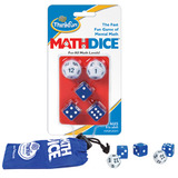 Small thinkfun math dice game mental mathematics