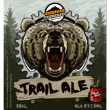 Small thunbier trail ale