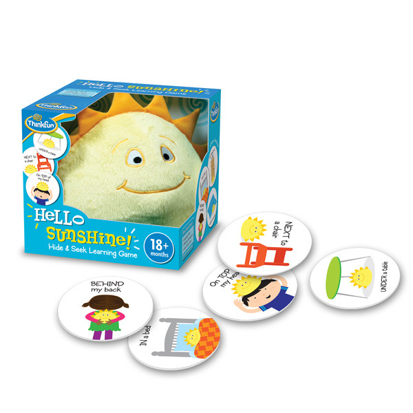 Large hello sunshine thinkfun think fun toddler game