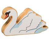 Small lanka kade wooden animal swan