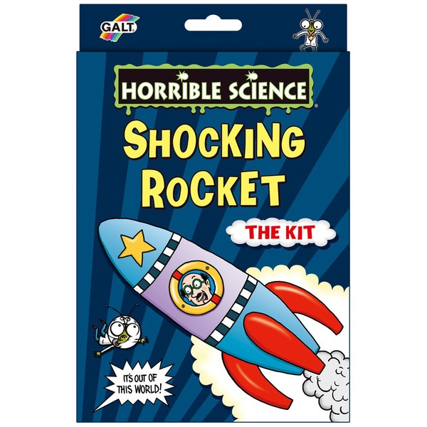 Large galt toys fun junction toy shop perth crieff perthshire scotland educational science kit shocking rocket experiments at home
