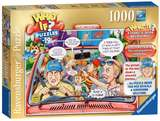 Small ravensburger fun junction toy shop perth crieff perthshire scotland jigsaw puzzle jig what if no number 19 nineteen are we there yet 1000 pieces piece pc 4005556198139