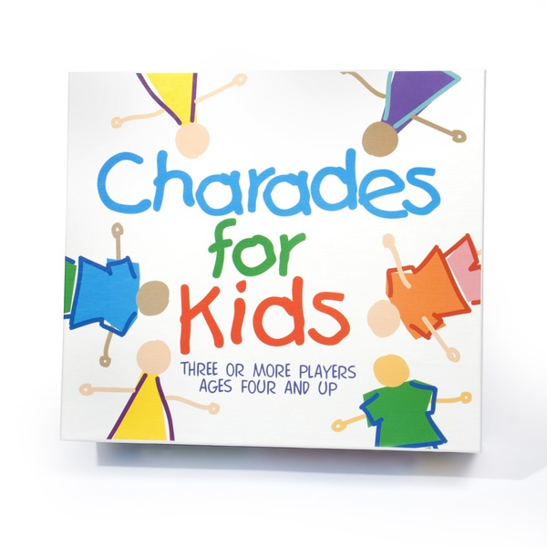 Large 5830 charades for kids