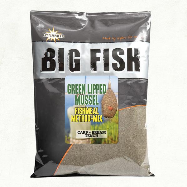 Large glm method mix groundbait big fish