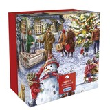 Small a gibsons a white christmas 500pc gift