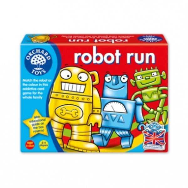 Large robot run