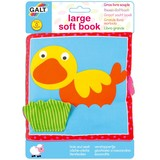 Small galt toys fun junction toy shop perth crieff perthshire scotland early years baby toddler large soft book animals cloth fabric