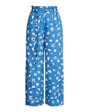 Small t326uu.blx. susie floral trousers.  85  119