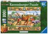 Small ravensburger fun junction toy shop perth crieff perthshire scotland puzzle dinosaurs puzzle 100xxl