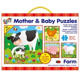 Small fun junction orchard toys jigsaw jig saw puzzle mother and baby farm puzzles