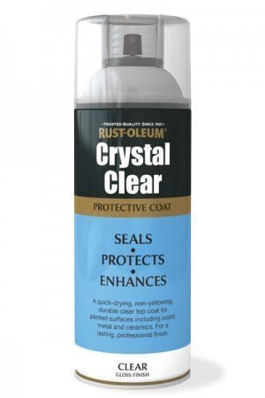 Large crystal clear gloss