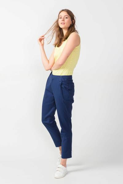 Large trouser organic cotton sine skfk wtr00244 bz ffb