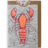 Small lobsterpattern