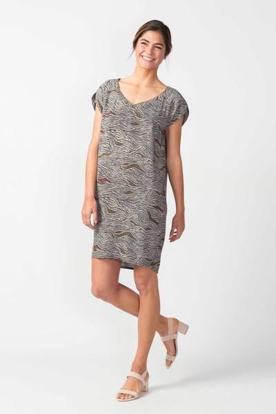 Large dress lyocell izaro skfk wdr00756 2n fsb