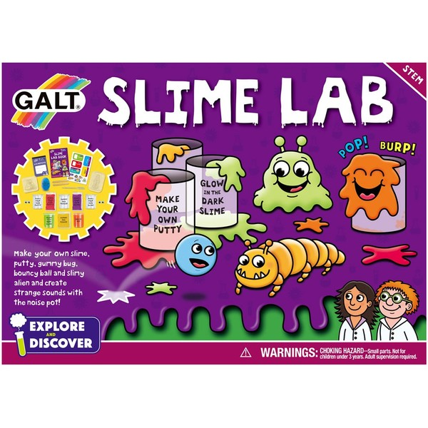 Large fun junction galt toys science kit slime lab household experiments stem
