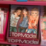 Small top model square