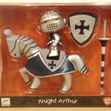 Small arty toys knight arthur comp