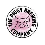 Small the piggy brewing company logo